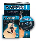 Alfred's Basic Guitar Method, Book 1 (The Most Popular Method for Learning How to Play) - Book, DVD  Sheet Music