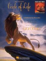 Circle Of Life From The Lion King Sheet Music Sheet Music