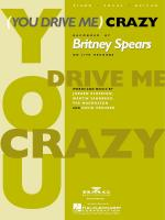 (You Drive Me) Crazy Sheet Music Sheet Music