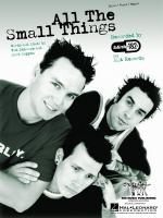 All The Small Things Sheet Music Sheet Music