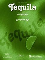 Tequila Sheet Music Sheet Music