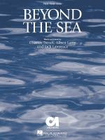Beyond The Sea Sheet Music Sheet Music