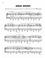 Rhythm & Blues, Book 3, Level 4 Sheet Music