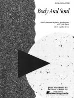 Body And Soul Sheet Music Sheet Music