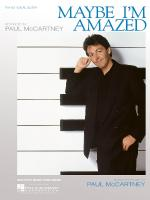Maybe I'm Amazed Sheet Music Sheet Music