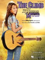 The Climb From Hannah Montana - The Movie Sheet Music Sheet Music
