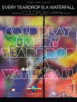 Every Teardrop Is A Waterfall Sheet Music Sheet Music