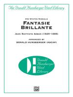 Fantasie Brillante (For Wynton Marsalis (Trumpet Solo with Band)) - Conductor Score & Parts Sheet Music