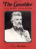 The Gambler Sheet Music Sheet Music