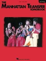 The Manhattan Transfer Songbook - 2nd Edition Sheet Music