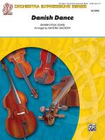 Danish Dance - Conductor Score Sheet Music
