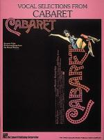 Cabaret Vocal Selections Sheet Music