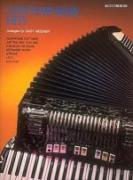 Contemporary Hits For Accordion Sheet Music