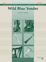 Wild Blue Yonder - Conductor Score Sheet Music