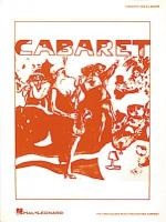Cabaret Vocal Score Sheet Music