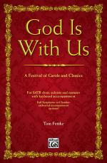 God Is with Us - Choral Score & CD Sheet Music