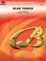 Blue Tango - Conductor Score Sheet Music