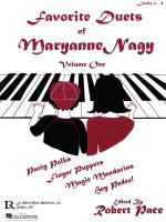 Favorite Duets Of Maryanne Nagy, Volume 1 Sheet Music