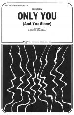 Only You (And You Alone) Sheet Music Sheet Music