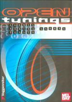 Open Tunings (Chords, Tuning Charts and Scales) Sheet Music