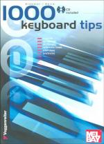 1000 Keyboard Tips Book/CD Set Sheet Music