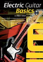 Electric Guitar Basics, French Edition Book/CD Set Sheet Music