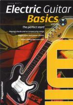 Electric Guitar Basics Book/CD Set Sheet Music