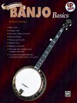 Ultimate Beginner Series: Bluegrass Banjo Basics - Book & CD Sheet Music