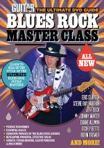 Guitar World: Blues Rock Master Class (The Ultimate DVD Guide!) Sheet Music