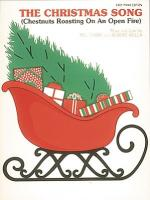 Christmas Song, The (Chestnuts Roasting On An Open Fire) Easy Piano Sheet Music Sheet Music