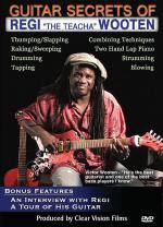 Guitar Secrets of Regi The Teacha Wooten - DVD Sheet Music