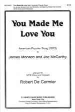You Made Me Love You Sheet Music