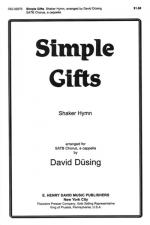 Simple Gifts Sheet Music