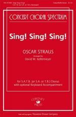 Sing! Sing! Sing! Sheet Music