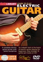 Learn To Play Electric Guitar Sheet Music