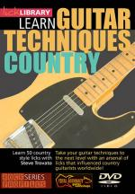Learn Guitar Techniques: Country Albert Lee Style Sheet Music