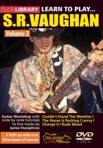 Learn To Play Stevie Ray Vaughan Guitar Technique Volume 2 Sheet Music
