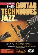 Learn Guitar Techniques: Jazz George Benson Style Sheet Music
