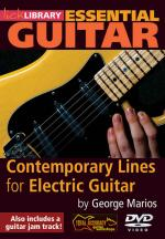 Contemporary Lines For Electric Guitar Essential Guitar Series Sheet Music