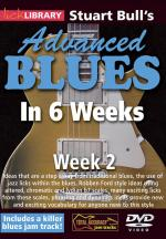 Stuart Bull's Advanced Blues In 6 Weeks Week 2 Sheet Music