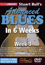 Stuart Bull's Advanced Blues In 6 Weeks Week 3 Sheet Music