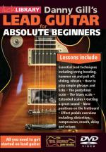 Danny Gill's Lead Guitar For Absolute Beginners Sheet Music