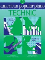American Popular Piano Level Three - Technic Sheet Music