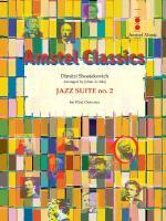 Jazz Suite Number 2 - Dance II Sheet Music