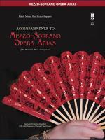 Famous Mezzo-Soprano Arias Sheet Music
