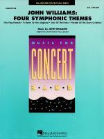 John Williams: Four Symphonic Themes Sheet Music