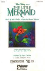 The Little Mermaid (Medley) Sheet Music Sheet Music