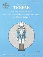 Trepak From The Nutcracker Suite Early Intermediate Level Sheet Music Sheet Music