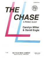 The Chase 1 Piano, 4 Hands/Later Elementary Level Sheet Music Sheet Music