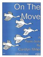 On The Move Later Elementary Level Sheet Music Sheet Music